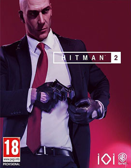 HITMAN 2 v2.11 Update and Crack-CPY