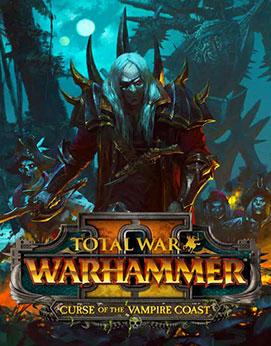 Total War WARHAMMER II Curse of the Vampire Coast-CODEX