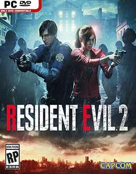 RESIDENT EVIL 2 Deluxe Edition-FULL UNLOCKED