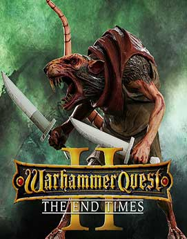 Warhammer Quest 2 The End Times-CODEX