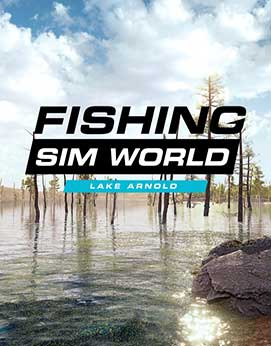 Fishing Sim World Lake Arnold-CODEX