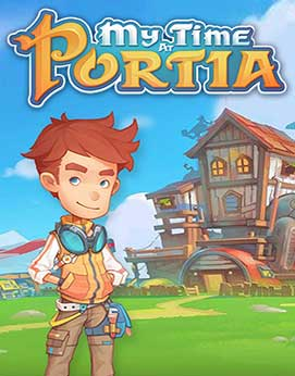My Time At Portia-CODEX