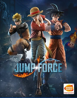 JUMP FORCE-CODEX