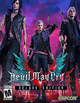 Devil May Cry 5 Cracked-Sam2k8