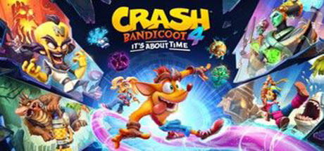 Crash Bandicoot 4 Its About Time-CODEX