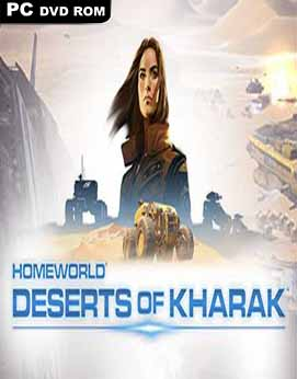 Homeworld Deserts of Kharak v1.01 Update-SKIDROW