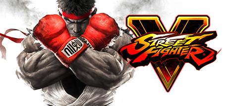 Street Fighter V Beta Cover