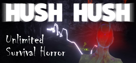 Hush Hush - Unlimited Survival Horror Cover PC