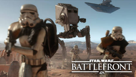 STAR WARS Battlefront cover pc