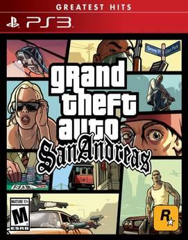 Grand Theft Auto San Andreas PS3-DUPLEX