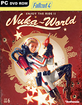 Fallout 4 Nuka-World DLC Beta