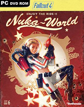 Fallout 4 Update v1.7 incl DLC-CODEX