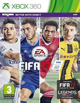 FIFA 17 XBOX360-COMPLEX