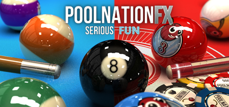 Pool Nation FX pc cover