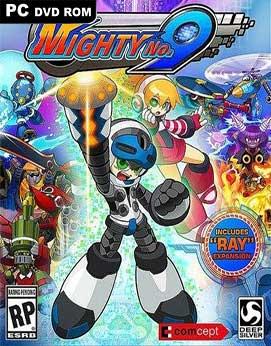 Mighty No 9-CODEX