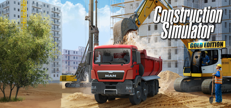 Construction Simulator Gold Edition pc cover