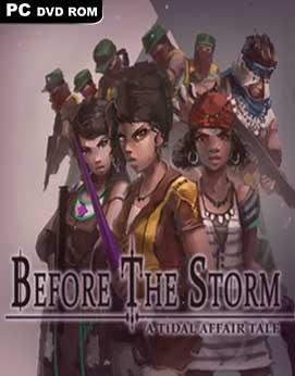 Tidal Affair Before The Storm-SKIDROW