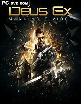 Deus Ex Mankind Divided-CPY