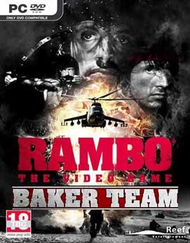 Rambo The Video Game Baker Team-SKIDROW