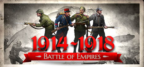 Battle of Empires 1914 1918 cover