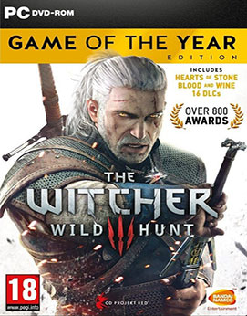 The Witcher 3 Wild Hunt Game of the Year Edition-REPACK