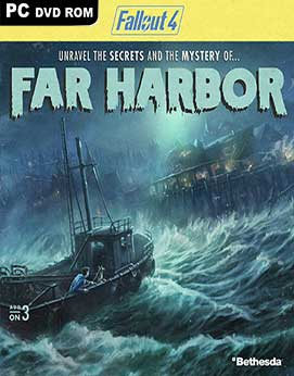 Fallout 4 Far Harbor DLC Beta