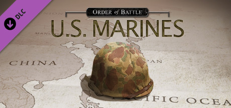 Order of Battle U S Marines Cover PC
