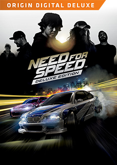 Need for Speed Deluxe Edition-FULL UNLOCKED