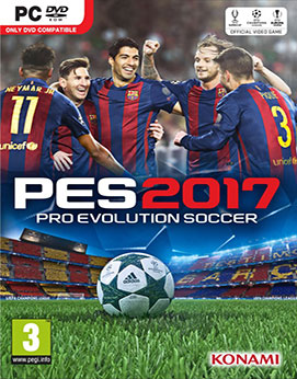 Pro Evolution Soccer 2017-Black Box
