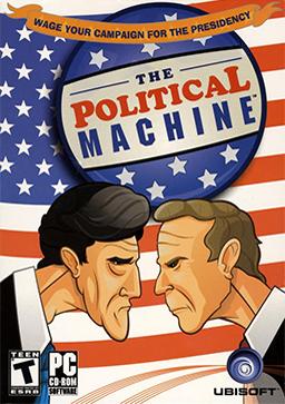 The Political Machine 2016-SKIDROW