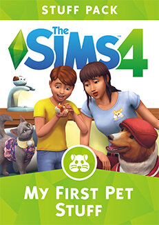 The Sims 4 My First Pet Stuff-CODEX
