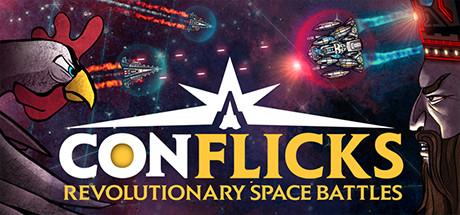 Conflicks Revolutionary Space Battles Cover