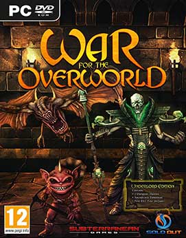 War for the Overworld My Pet Dungeon-RELOADED