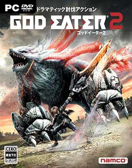 GOD EATER 2 Rage Burst-FULL UNLOCKED