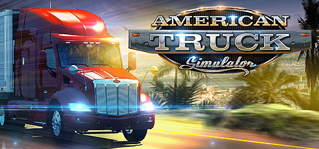 American Truck Simulator Cover PC