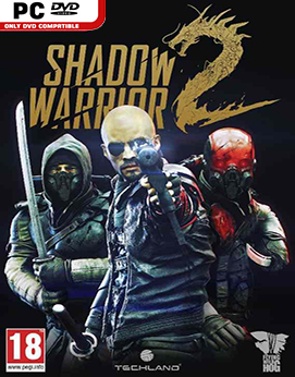 Shadow Warrior 2 Update v1.1.3.0-CODEX