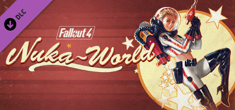 Fallout 4 Nuka-World Cover PC