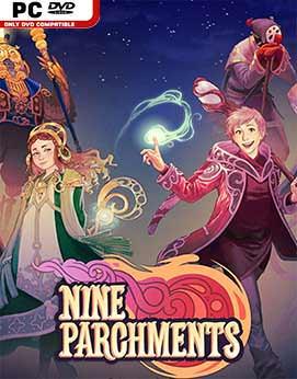 Nine Parchments Astral Challenges-PLAZA