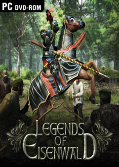 Legends of Eisenwald Road to Iron Forest-SKIDROW