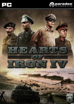 Hearts of Iron IV-CODEX