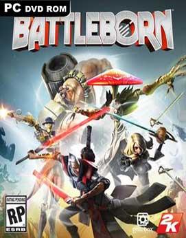 Battleborn Digital Deluxe-FULL UNLOCKED