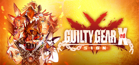 GUILTY GEAR Xrd SIGN PC Cover