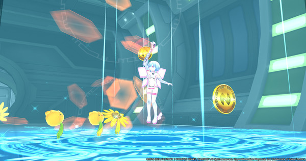 Hyperdimension Neptunia U Action Unleashed
