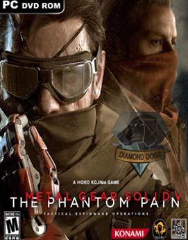 METAL GEAR SOLID V The Phantom Pain-REPACK