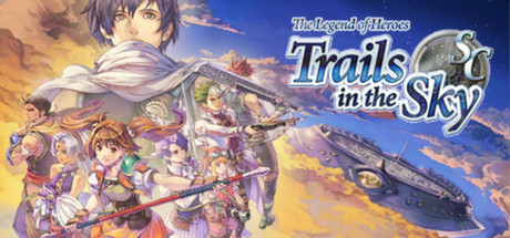 The Legend of Heroes Trails in the Sky SC Cover