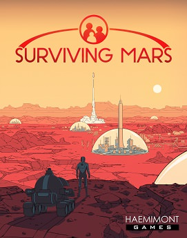 Surviving Mars Da Vinci-CODEX