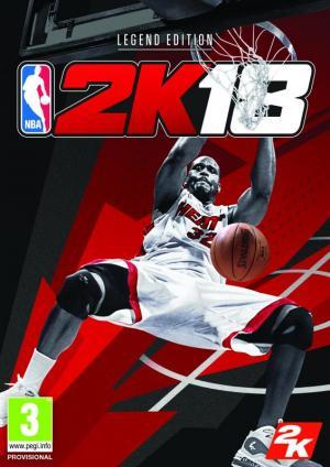 NBA 2K18-CODEX