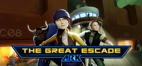 AR-K The Great Escape cover pc