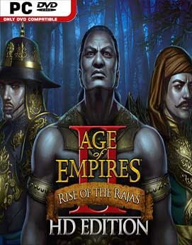 Age of Empires II HD The Rise of the Rajas-RELOADED