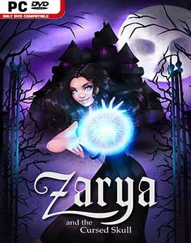 Zarya and the Cursed Skull-HI2U